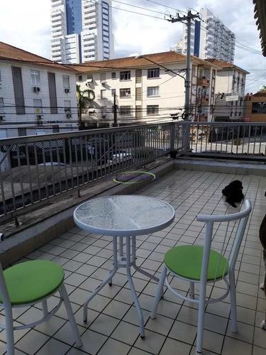 Imagem 1 de 22 de Casa Com 4 Dorms, Boqueirão, Santos - R$ 1.28 Mi, Cod: 64153011 - V64153011