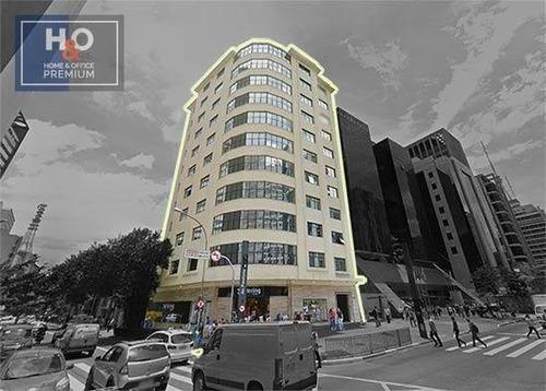 Imagem 1 de 30 de Andar Corporativo Para Alugar, 302 M² - Bela Vista - São Paulo/sp - Ac0049