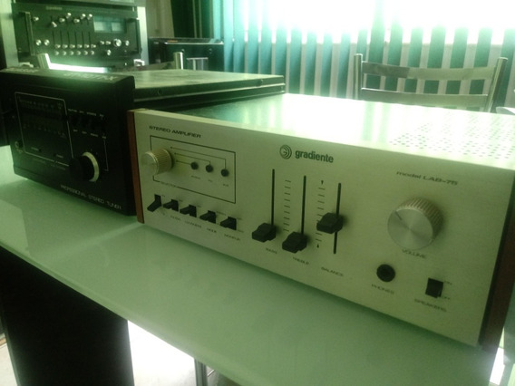 Gradiente: Lab-75. Novo Com Garantia 30 Dias !!!
