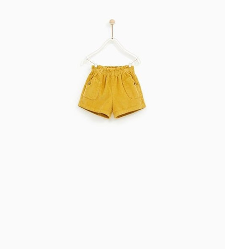 Pantalón  Zara Nena Bebé Corderoy