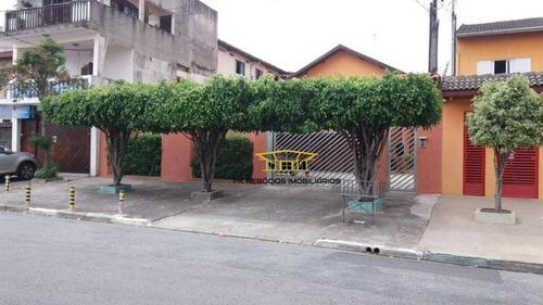 Sobrado Com 2 Dormitórios À Venda, 64 M² Por R$ 250.000 - Ermelino Matarazzo - São Paulo/sp - So0180