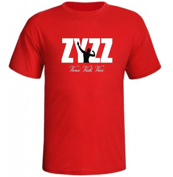 Camisa De Musculação Zyzz O Legado