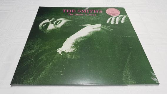 Lp Vinil The Smiths The Queen Is Dead - Imp. Remaster Europ.