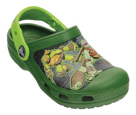 Crocs Original Tartarugas Ninjas