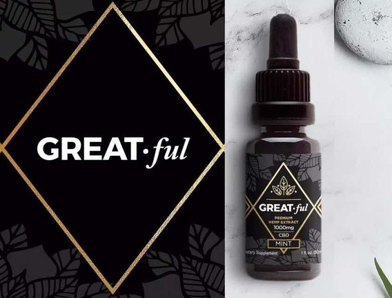 Cbd Great Ful Yor Health 30 Ml 1000mg