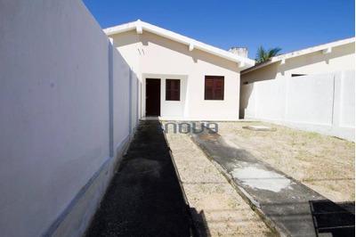Casa Com 3 Dormitórios À Venda, 80 M² Por R$ 132.000 - Novo Oriente - Maracanaú/ce - Ca0559