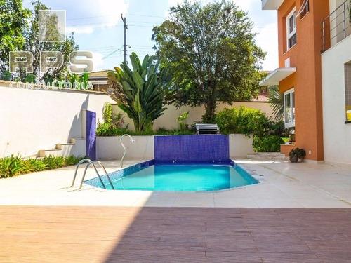 Casa Sobrado Para Venda No Jardim Paulista Em Atibaia - Ca00282 - 31922178