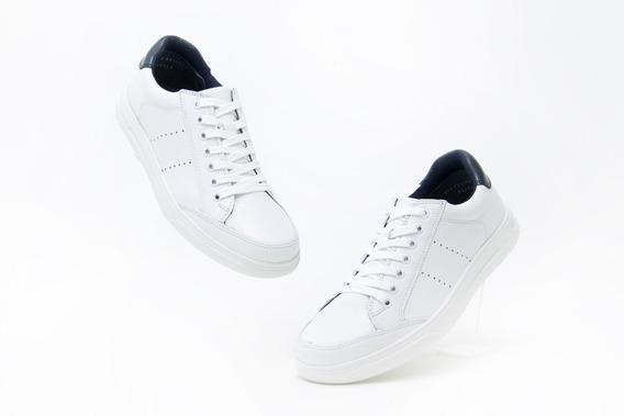 Zapatos Comodos Caballero Flexi 401201 Blanco Originales
