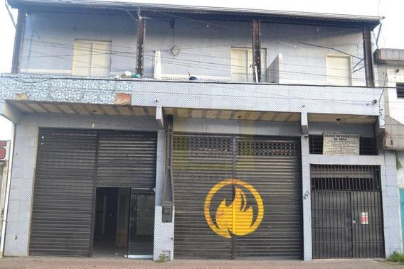 Loja Para Alugar, 110 M² Por R$ 2.800/mês - Boqueirão - Praia Grande/sp - Lo0006