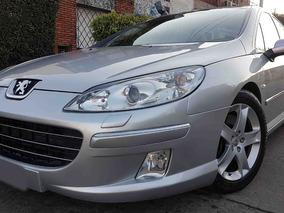 Peugeot 407 Sv V6 3.0 Tiptronic Excelente! Todo El Confort!