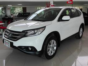 Honda Cr-v Exl Modelo 2013 Blanco Taffeta