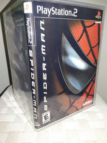 Ps2 Spider-man Para Playstation 2 - Patch