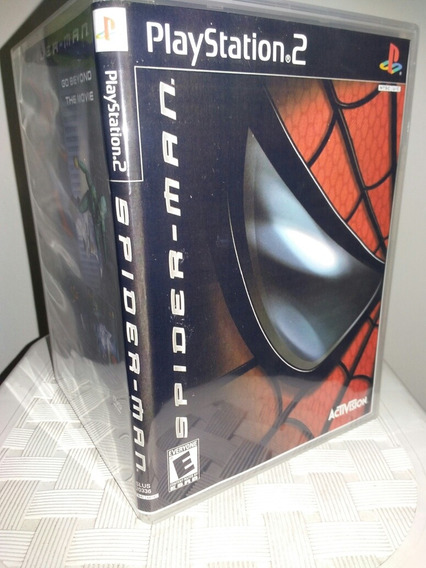 Spider-man Para Playstation 2 - Patch