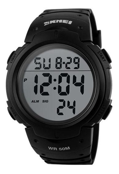Relógio Digital Masculino Skmei 1068 Prova D