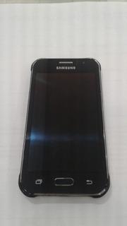 Celular Samsung J1 Ace J110m/ds Azul (p/ Retirada De Peças)