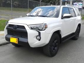 Toyota 4runner Sr5, 4.0 Cc, 2017