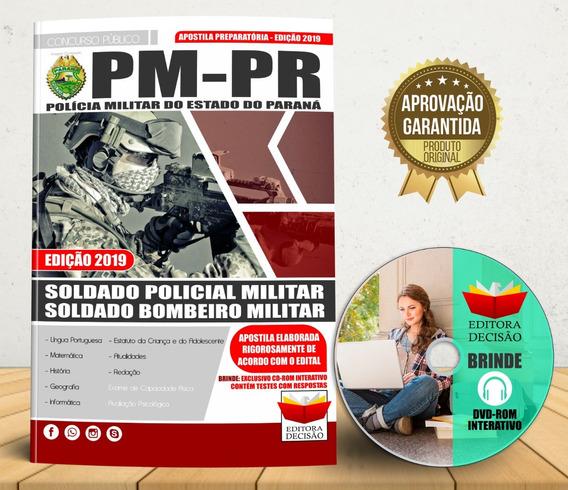 Apostila Pm Pr 2019 Polícia E Bombeiro Militar Do Paraná