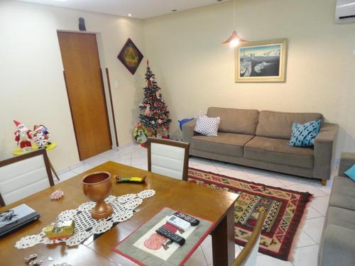 Apartamento Com 3 Dormitórios À Venda, 115 M² Por R$ 435.000,00 - Marapé - Santos/sp - Ap0674