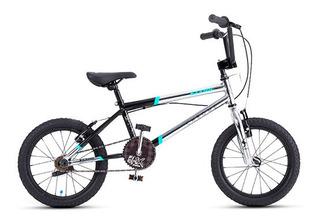 Bicicleta Stark Chrome Bmx Varon Rod 16