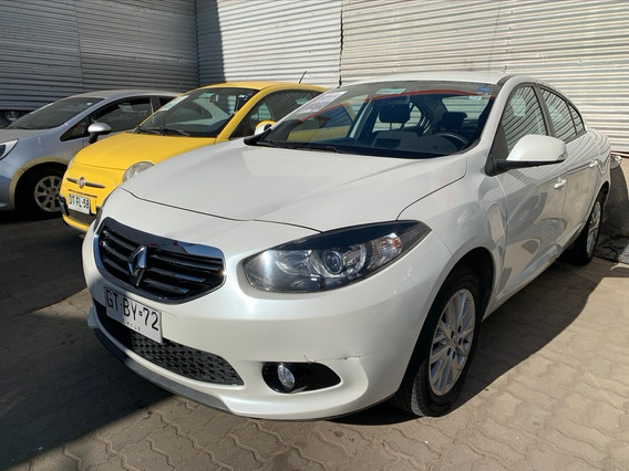 Renault Fluence 2014 Financiamiento Gtby72