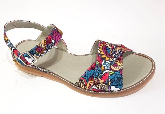 Sandalias Bajas Números 41 42 43 44 Zinderella Shoes Artflor