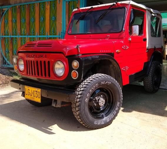 Vendo Buen Suzuki Lj-80 Personalizado