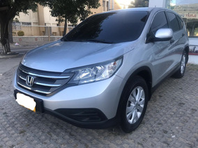 Honda Crv City Plus 2014 Plata 4x2