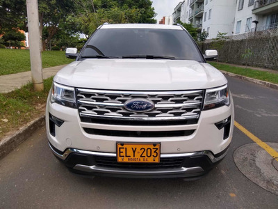 Ford Explorer Límited 2.300