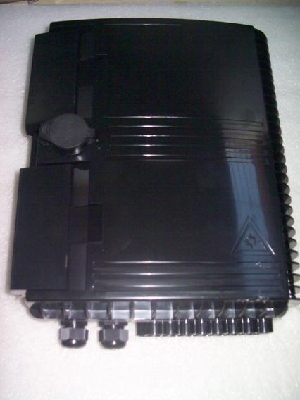 Caja Ftth+8 Adaptadores Scapc+ Splitter 1x8 + Acc.de Inst.