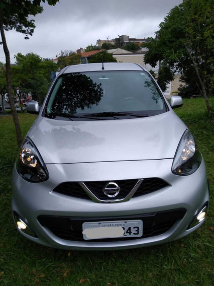 Nissan March 1.6 16v Sl Aut. 5p 2018 Flex