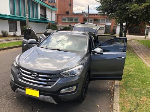 Hyundai Santafe Gls 4x4 2016 7 Puestos