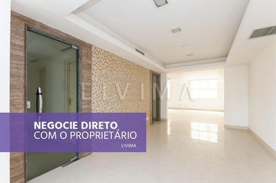 Sala Comercial 247m2, Reformada Para Alugar No Centro - Rj - Sa0119