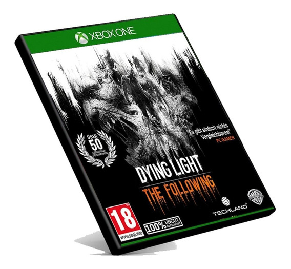 Dying Light The Following Xbox One Midia Digital + Brinde