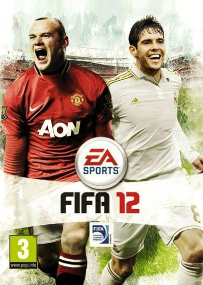 Fifa 12 Pc Envio Em 5 Minutos Original!!
