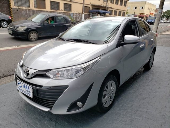 Toyota Yaris Sedan Xl Plus T. 1.5 Flex 16v, Qub9048