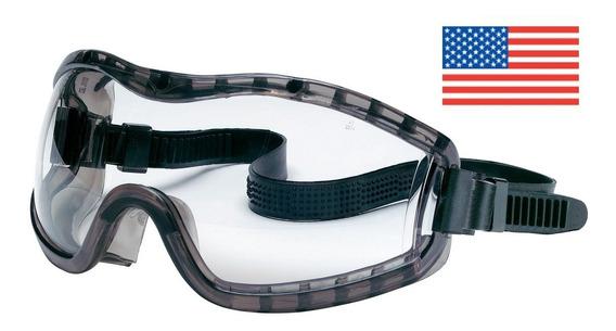 Goggle Lente Mcr Policar ,sellados ,uso Quimicos, Altoimpact
