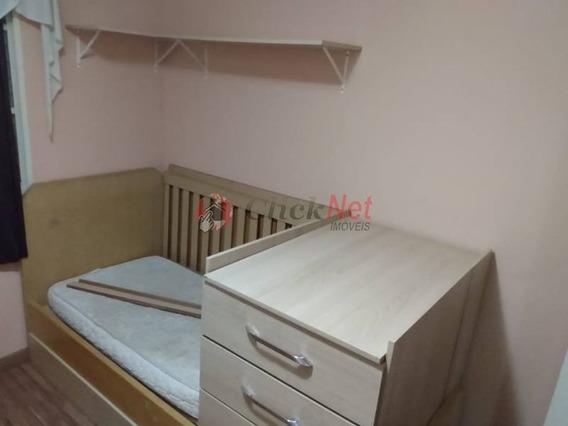 Apartamento Em Condomínio À Venda No Bairro Alves Dias Em São Bernardo - 5215