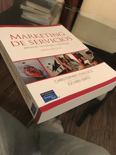 Libro Marketing De Servicios