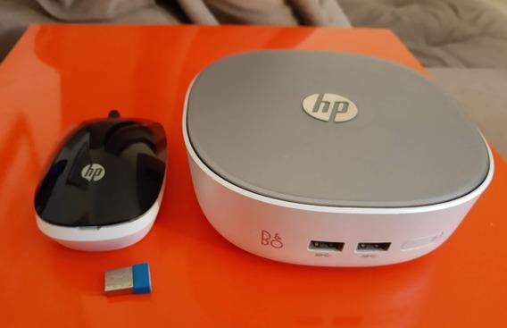 Computador Hp Pavilion Mini 300-202br Com Intel® Core I5.