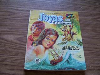 Los Hijos Del Capitán Gran-comic-1a.época-#90-joyas Literatu