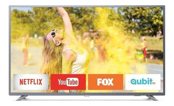 Tv Led Philips 50 4k Ultra Hd 50pud6513/55 Control Qwerty