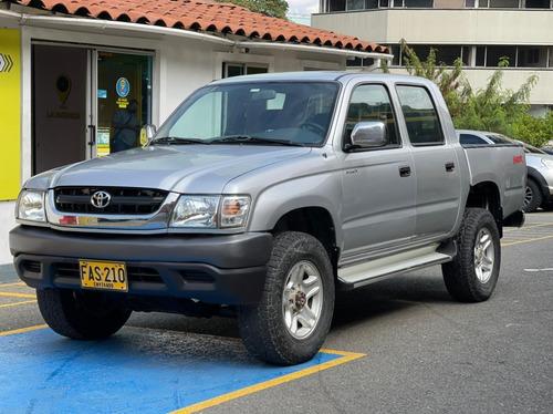 Toyota Hilux 2.4 Ex Hi Rider Plus 4x4