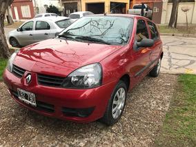 Renault Clio 1.2 Authentique Pack Ii 75cv 2012