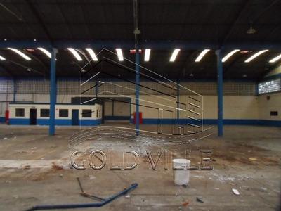 Galpão Industrial Para Locação, Jardim Piratininga, Osasco - Ga1213. - Ga1213