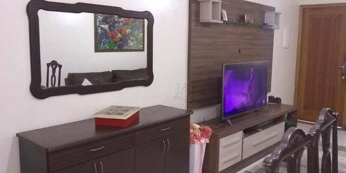 Sobrado Com 4 Dormitórios À Venda, 138 M² Por R$ 620.000,00 - Vila Pires - Santo André/sp - So3740