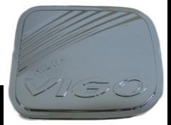 Imagen 1 de 1 de Cromos De Lujo Toyota Hilux Vigo Tap Combustible 06-15 1 Pie