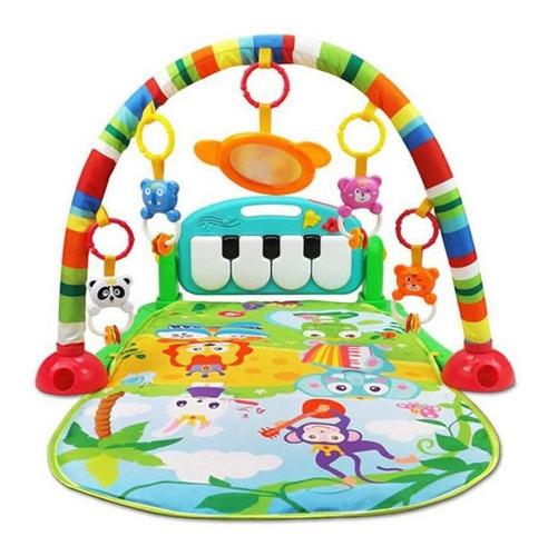 Imagen 1 de 1 de Gimnasio Tapete Piano Bebé Play Gym