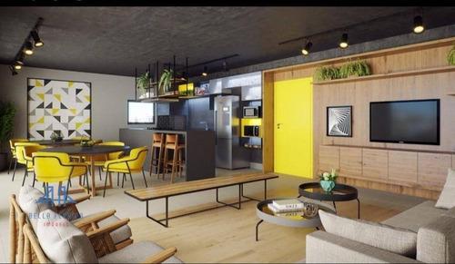 Imagem 1 de 7 de Apartamento À Venda, 41 M² Por R$ 343.300,00 - Trindade - Florianópolis/sc - Ap3040