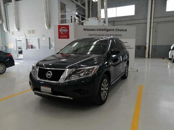 Nissan Pathfinder 2016 3.5 Sense Cvt