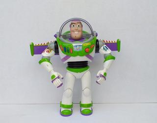 Buzz Lightyear Con Luz Y Sonido